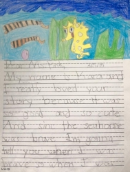 Fan Mail for The Little Seahorse