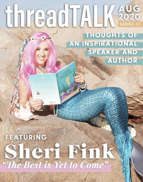Sheri Fink Interviewed in ThreadTALK Online Magazine